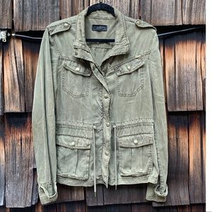 Max Jeans army jacket